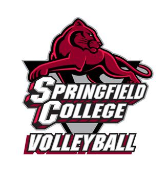 Springfield College Women\'s Volleyball.