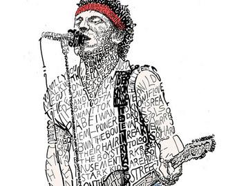 Springsteen art.