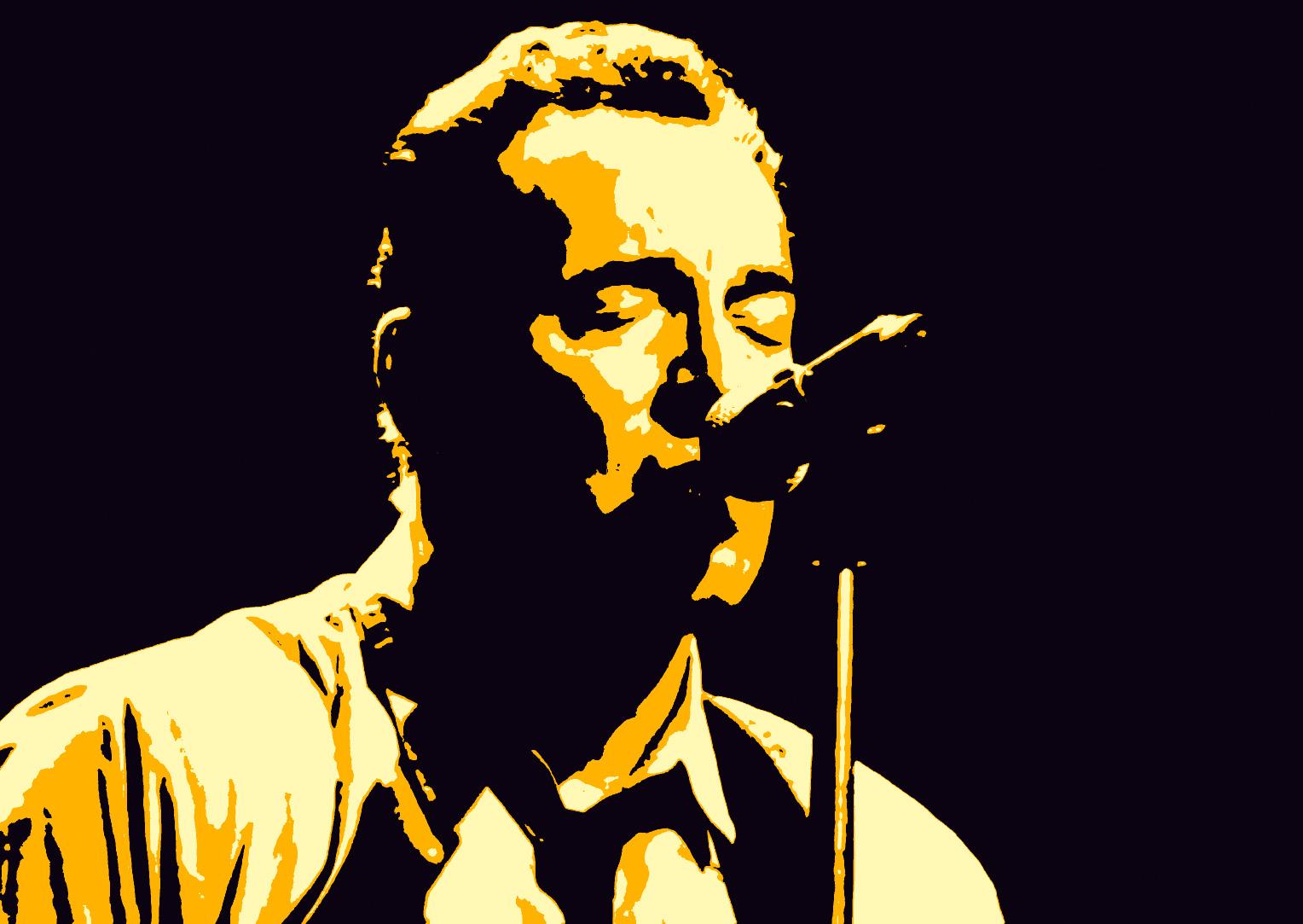 Bruce Springsteen 2013.