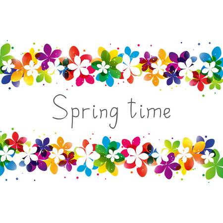 Spring Border Clipart Free Download Clip Art.