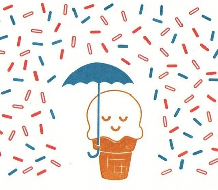 It's Raining Sprinkles!.