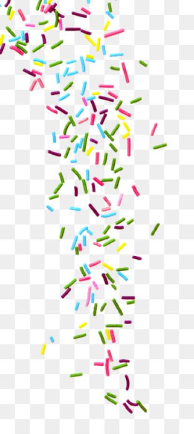 Download Free png Sprinkles PNG & Sprinkles Transparent.
