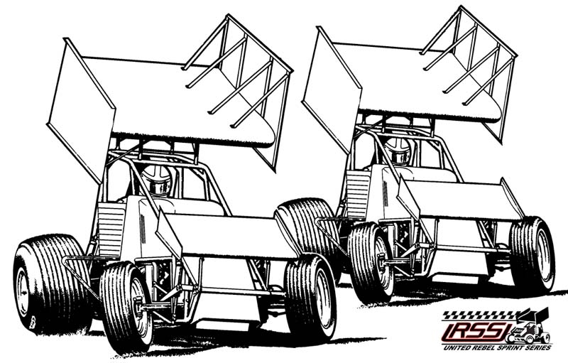 Sprint Car Clip Art & Look At Clip Art Images.