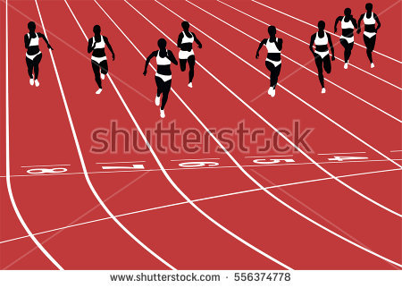 Track Spikes Stock Vectors, Images & Vector Art.