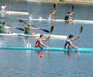 Canoe Sprint ‹ Queensland Canoeing.
