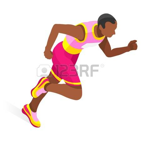 77,470 Running Sports Stock Vector Illustration And Royalty Free.