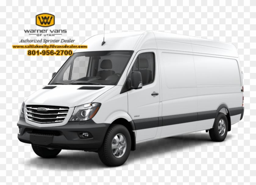 Freightliner Sprinter Van 2017, HD Png Download.