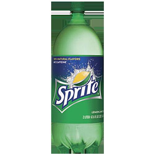 Sprite Bottle Clipart.