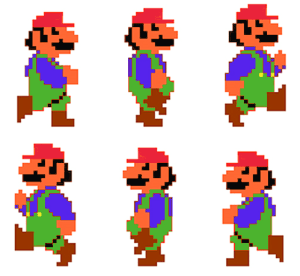 Canvas Sprite Sheet Animation.