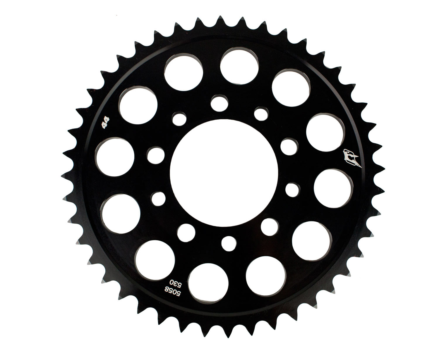 Driven Colored 525 Rear Sprocket for FZ.