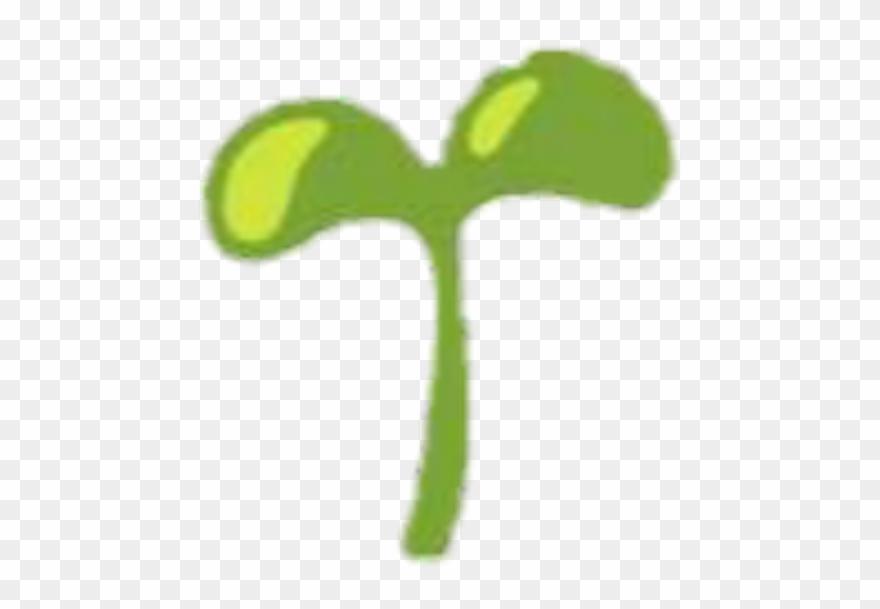 Sprout Sticker.