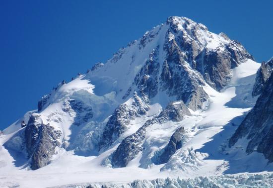Migot Spur, 500m, AD+, IV, Aiguille du Chardonnet / Chamonix.