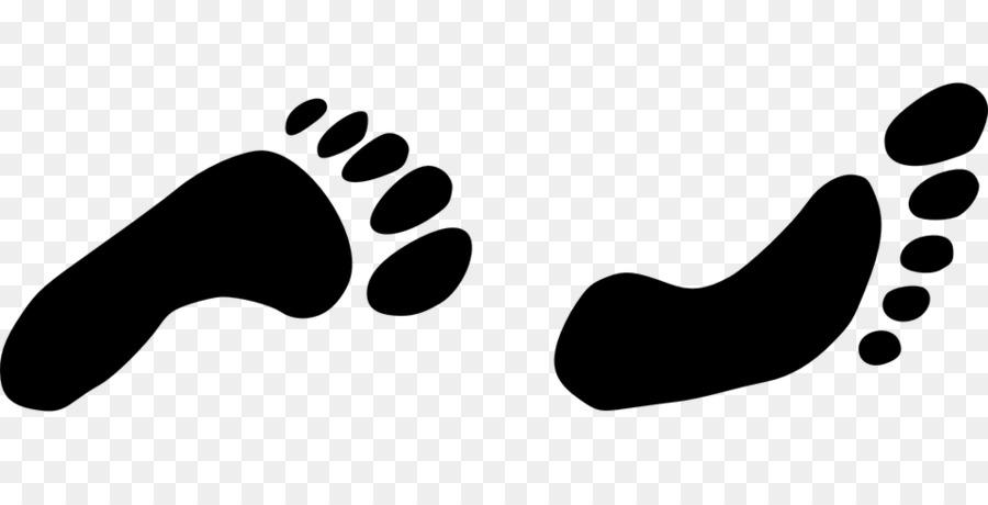 Footprint Clip art.