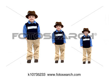 Stock Photo of Growth Spurt k10735233.