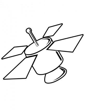 Sputnik Clip Art Download.