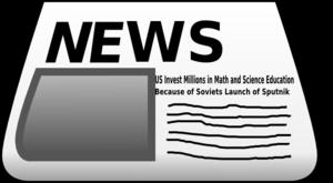 Sputnik 2 Clip Art at Clker.com.