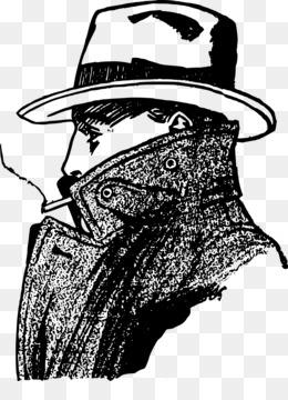 Secret Agent PNG.