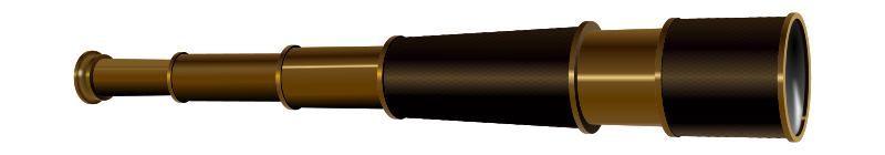Free Clipart: Spyglass.