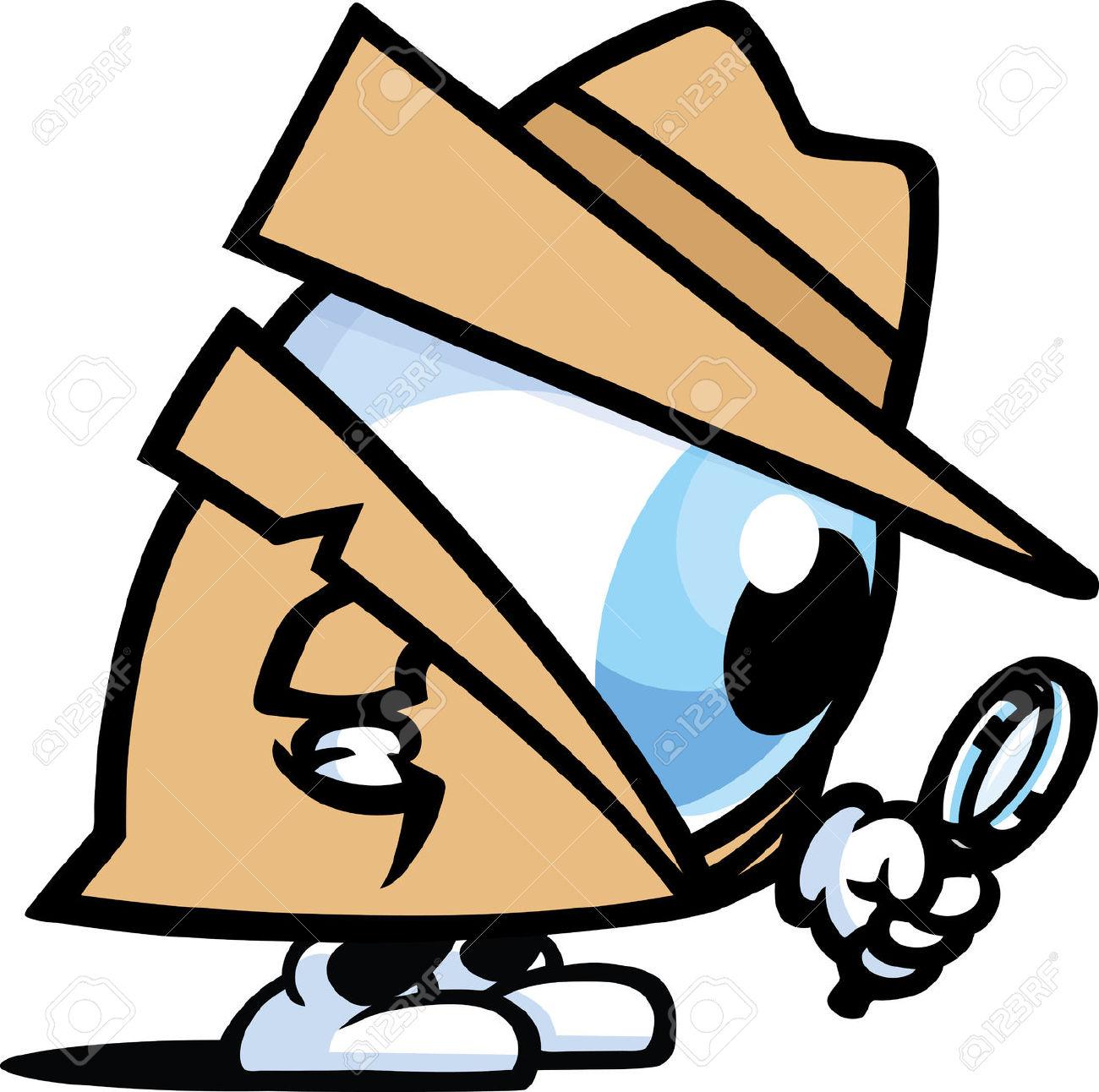 Eye spy clipart.