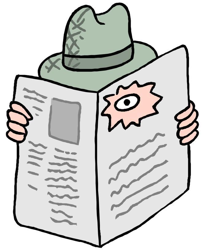 Spy Clipart.