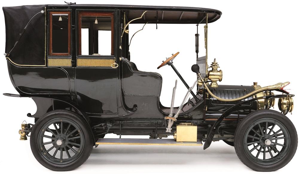 1907 SPYKER 15/22.