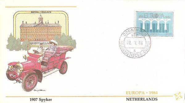 Spyker 1907.