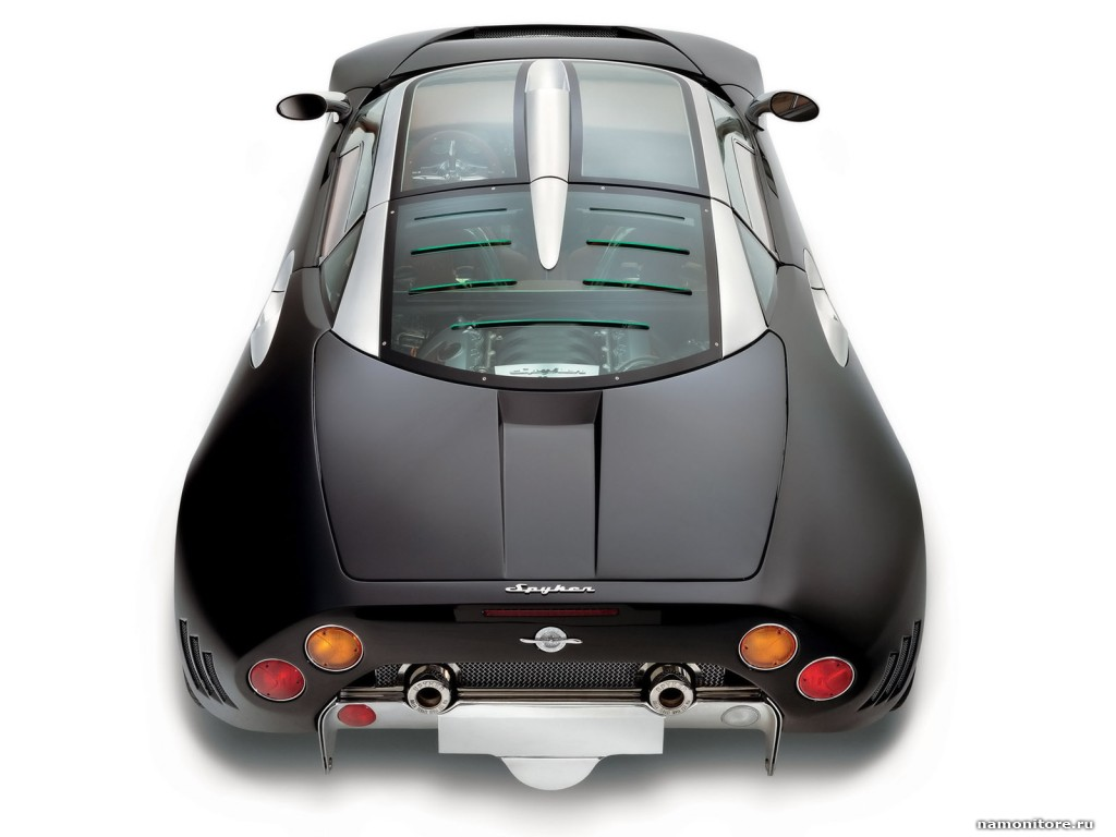 Spyker C8.