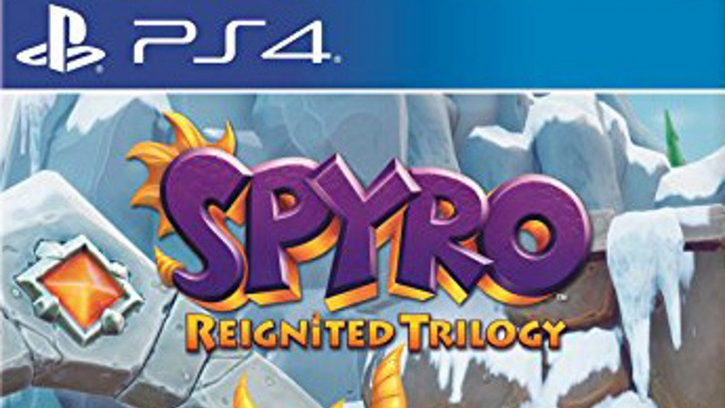 Amazon Leaks Spyro Reignited Trilogy on PS4.
