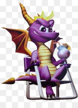 Spyro The Dragon PNG and Spyro The Dragon Transparent.