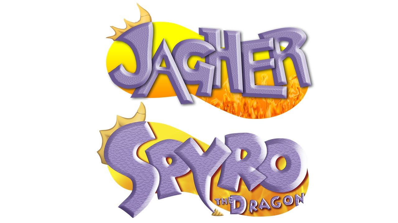Creación # 1: Comparativa logo Spyro The Dragon.