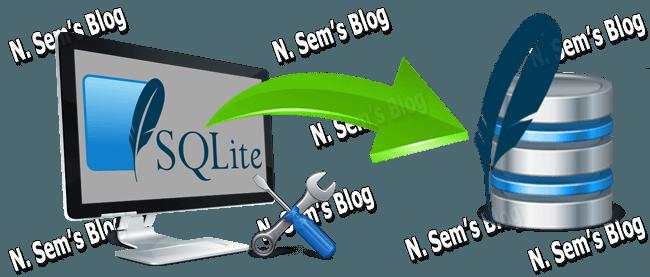 Repair SQLite Database via SQLite Data Recovery Tool.