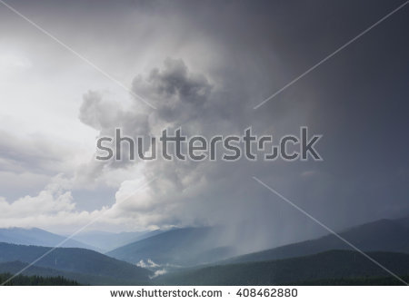 Squall Stock Photos, Royalty.