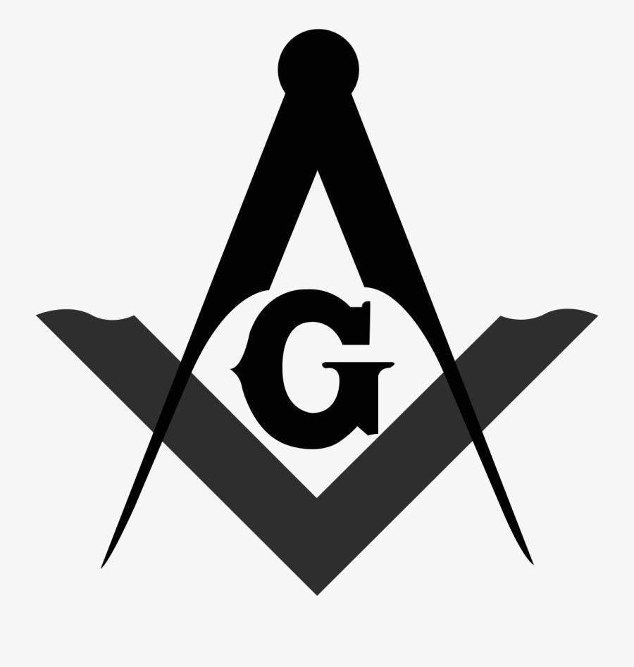 Square And Compass Freemason , Free Transparent Clipart.