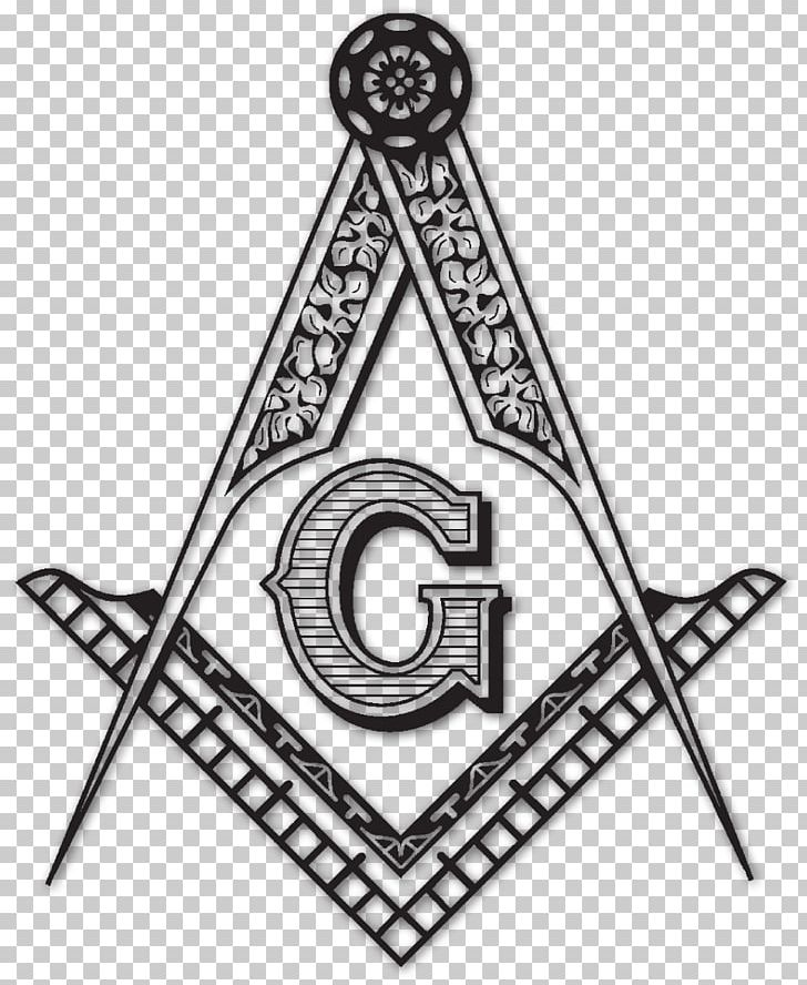 Square And Compasses Freemasonry Masonic Lodge Symbol PNG.