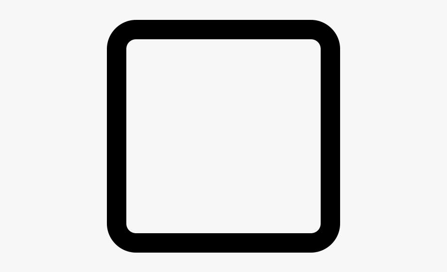Square Clipart Check Box.