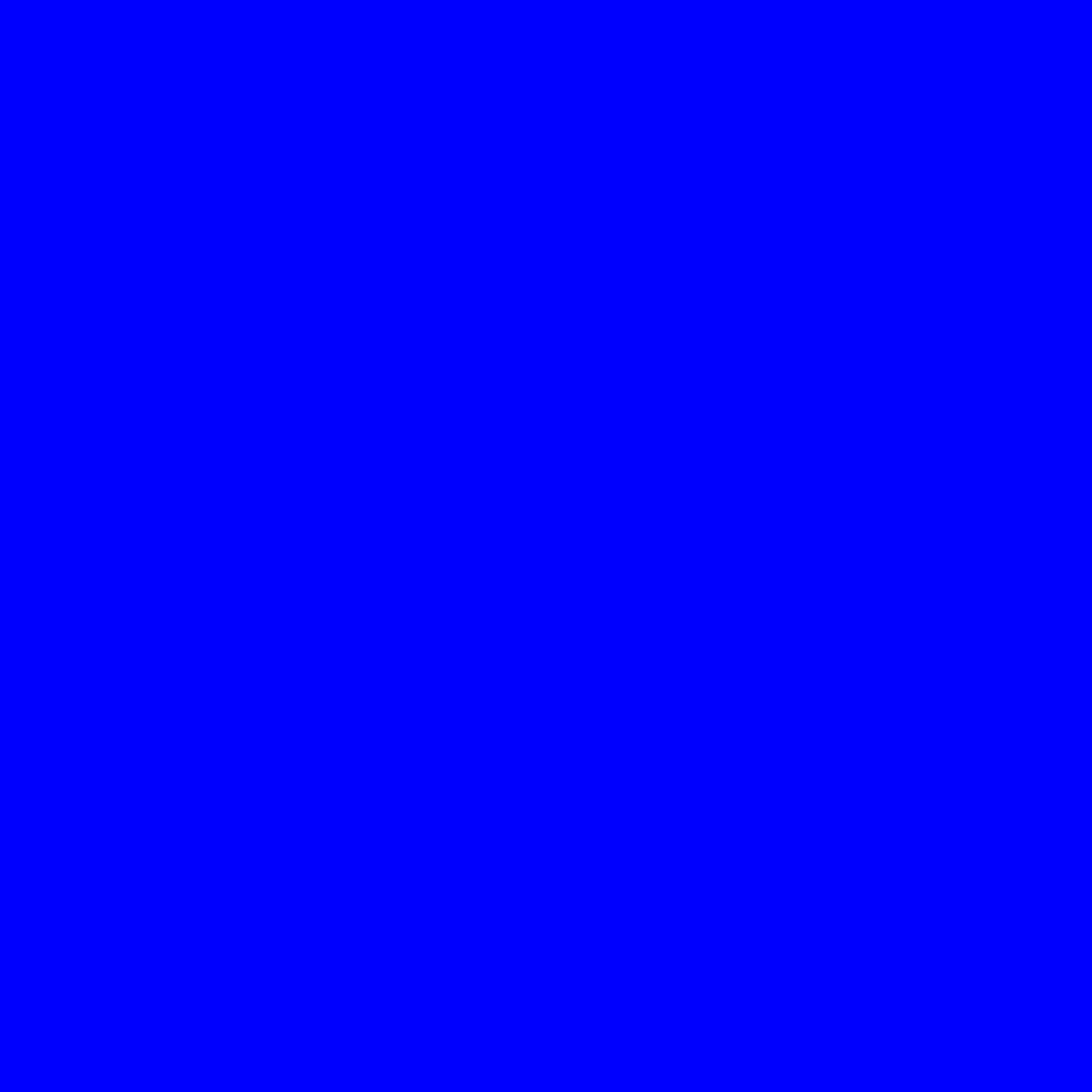 Blue Square Clipart.