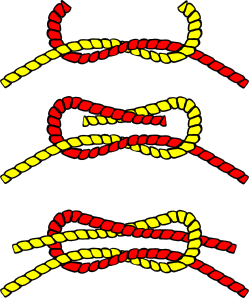 Knot Illustration (square) Clip Art at Clker.com.