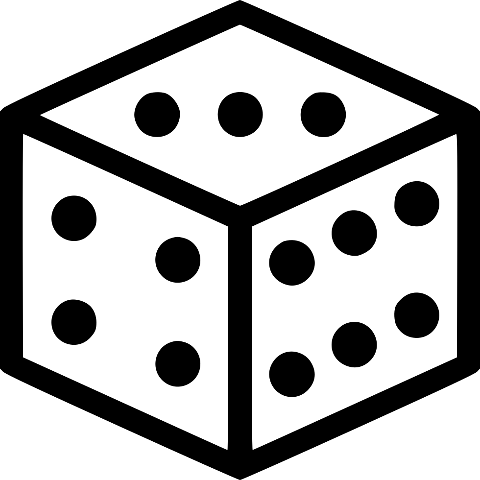Domino Clipart Dice Face.
