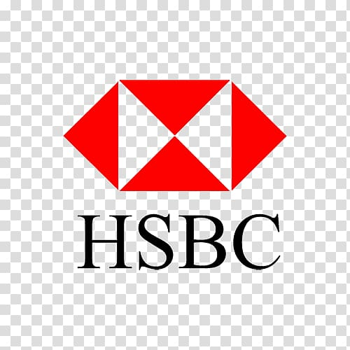 HSBC Bank 5 Canada Square Payment Business, bank transparent.