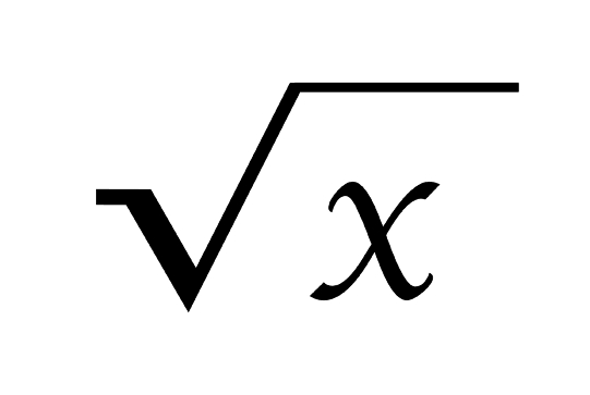 photoaltan34: square root.