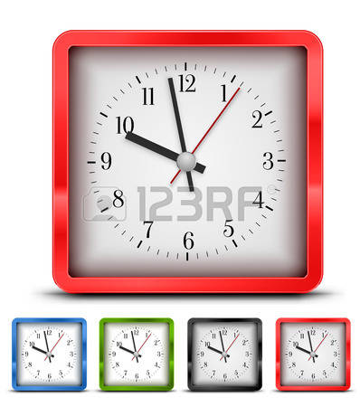 15,228 Wall Clock Stock Illustrations, Cliparts And Royalty Free.