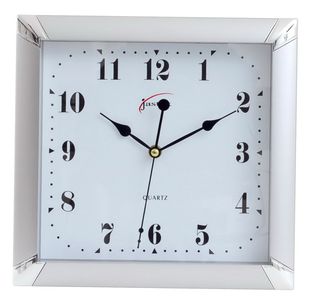 Wall Clock Square Clipart Black And White.
