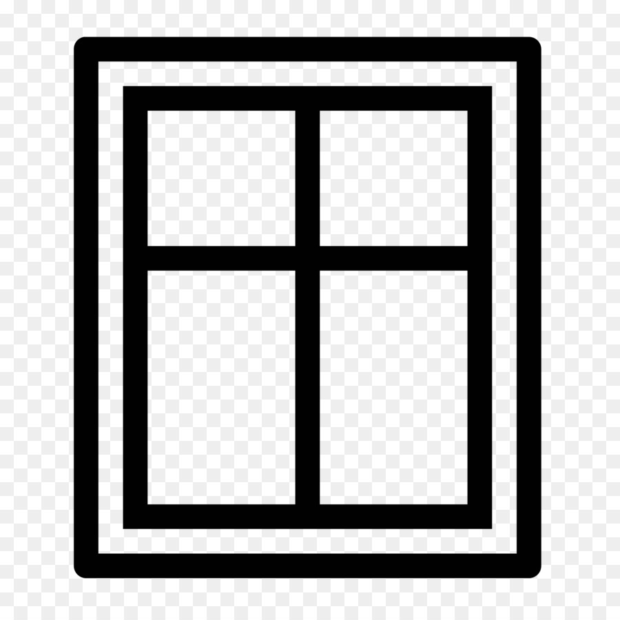 Square Window Cliparts 6.