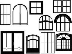 Window Clip Art.