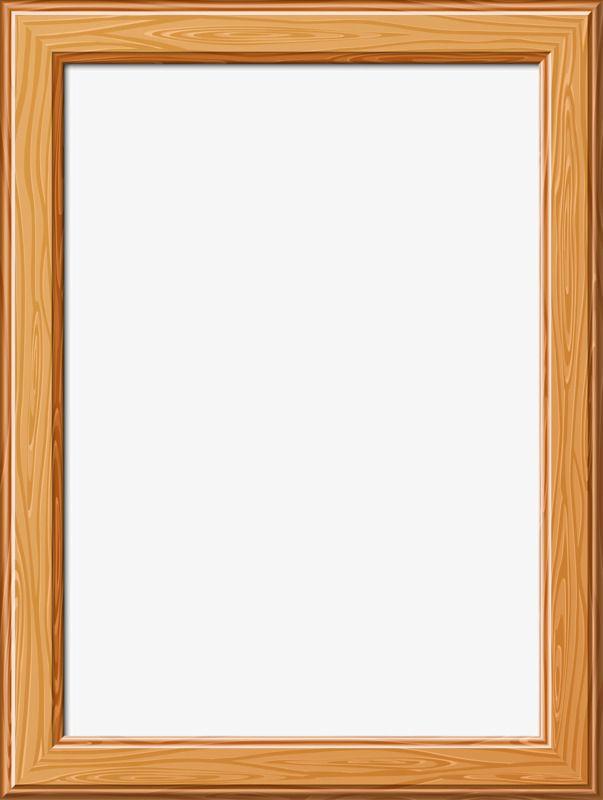 Wooden Frames.