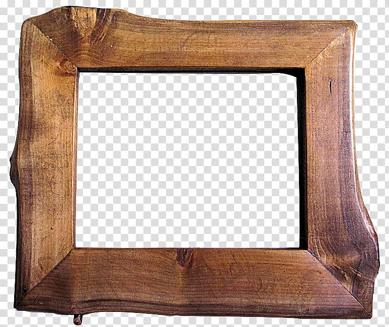 Rustic Wood Frames square brown wooden frame transparent.