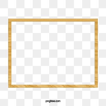 Wood Frame Png, Vector, PSD, and Clipart With Transparent.