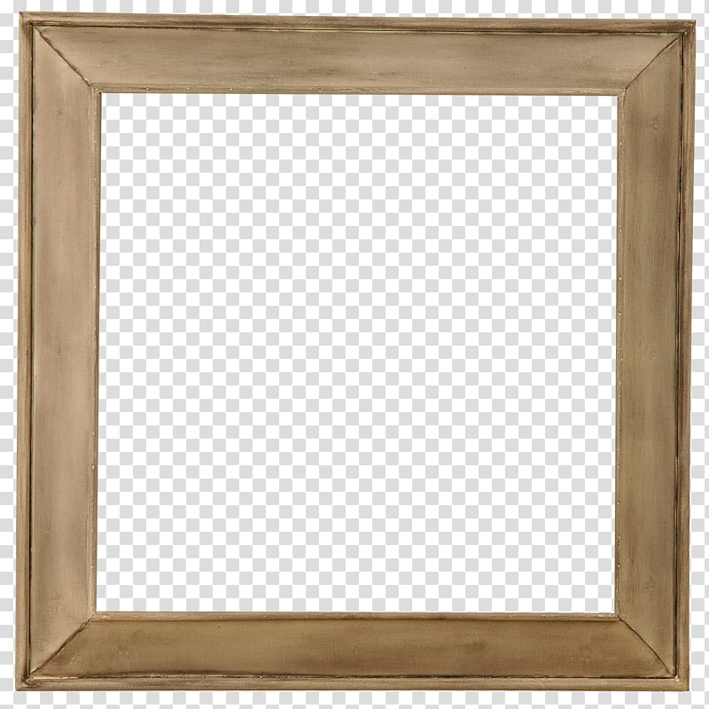 Brown wooden frame, Square frame Area Chessboard Pattern.