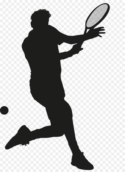 Tennis Squash Racket Clip art.