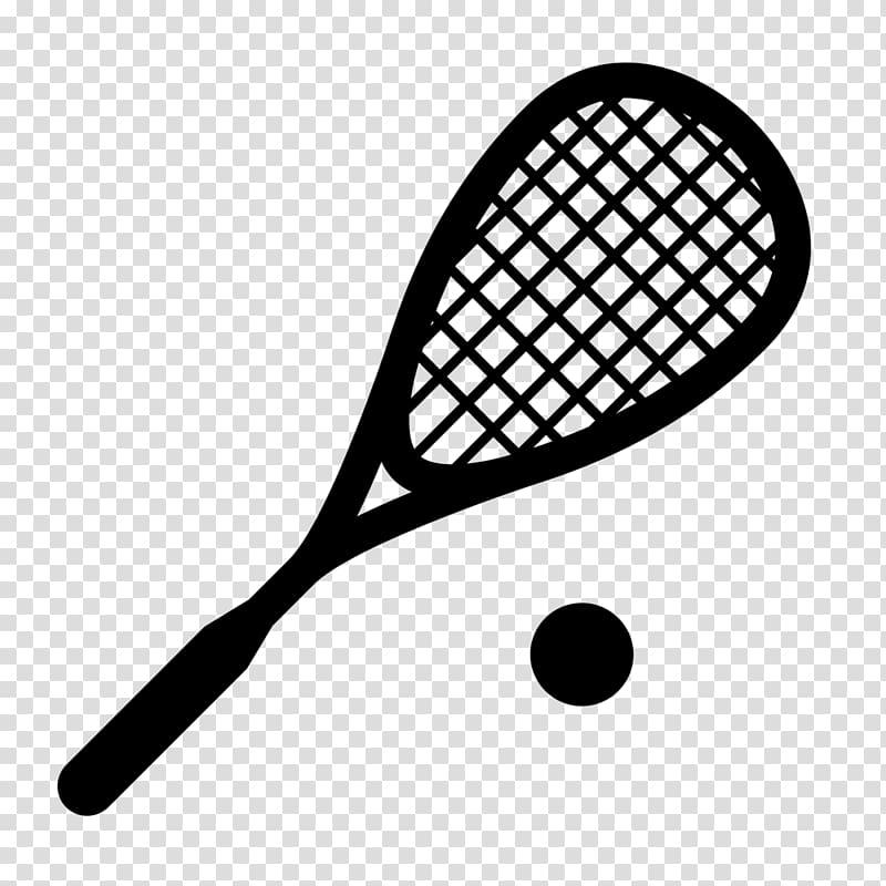 Tennis Racket Sport Threadart, acorn squash transparent.